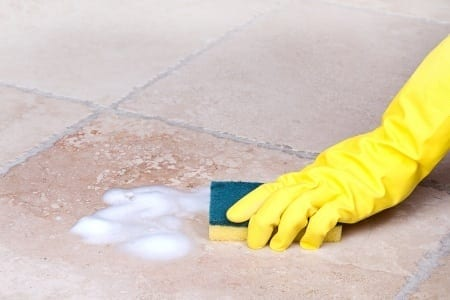 Ceramic Floors Need Special Home Cleaning Care
