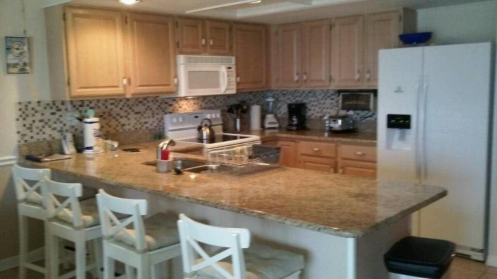 Cleaning Service in Clearwater Beach - kitchen cleaning