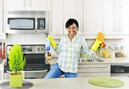 10 Must KNOW Secrets To Making Home Cleaning Easier