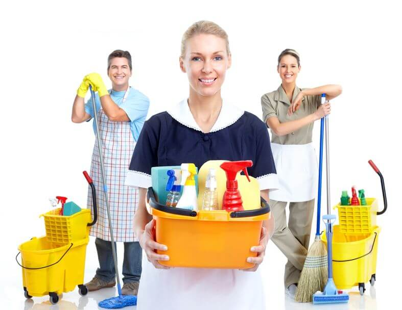 Hiring a Home Cleaning Service for Your First Time