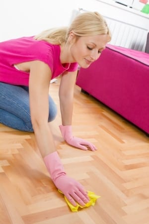 Tips on Keeping Hardwood Floors Spic and Span