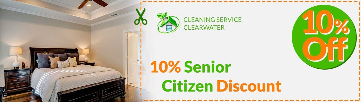 10% Senior Citizen Discount