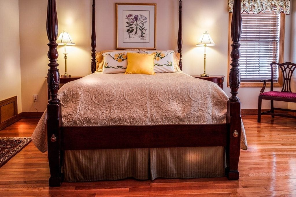 Tips To Improve Your Bedroom Interior Design