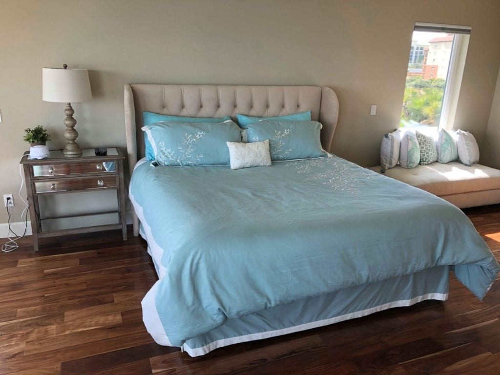 House Cleaning Service in Clearwater: Bedroom Cleaning