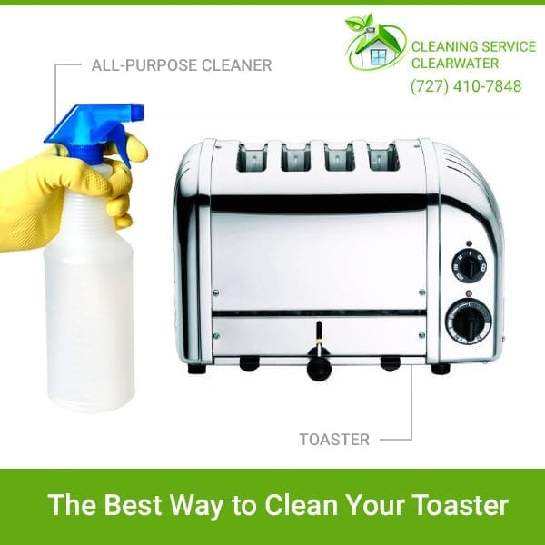 The Best Way to Clean Your Toaster