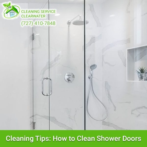 Cleaning Tips: How to Clean Shower Doors