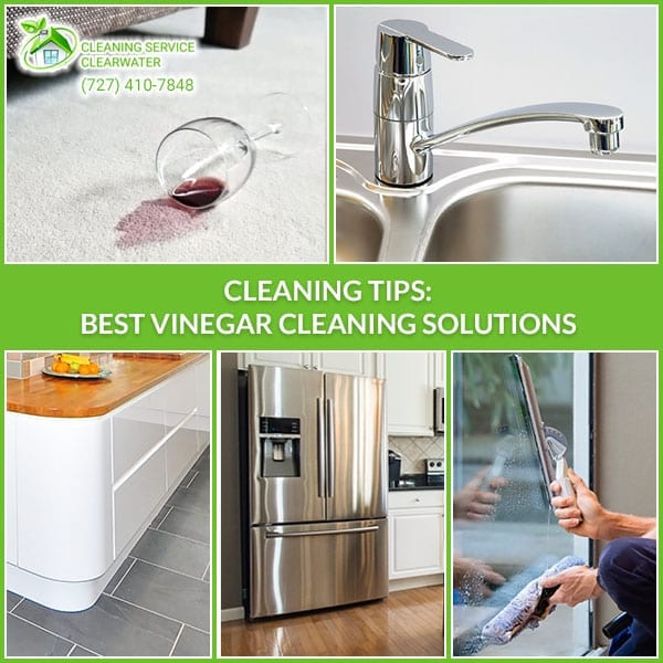 Cleaning Tips: Best Vinegar Cleaning Solutions