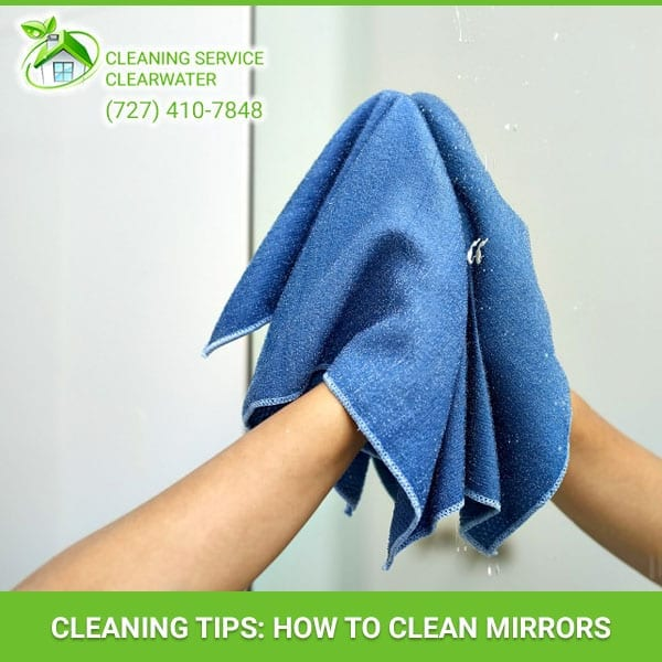 Cleaning Tips: How to Clean Mirrors