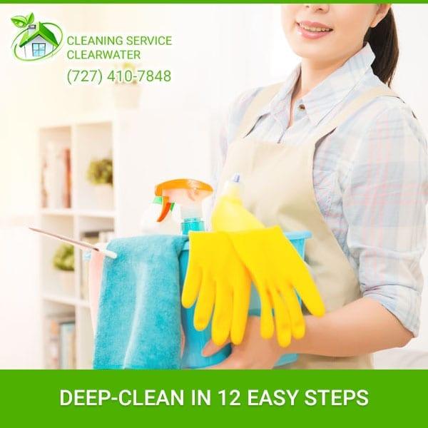 Deep-Clean in 12 Easy Steps