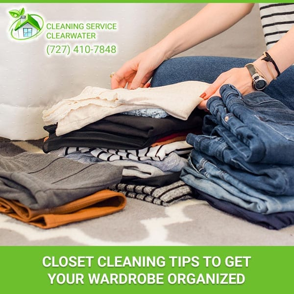 Closet Cleaning Tips to Get Your Wardrobe Organized