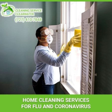 Home Cleaning Services For Flu And Coronavirus