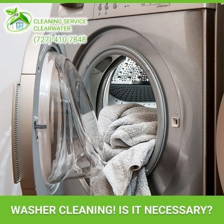 Washer Cleaning! Is It Necessary?