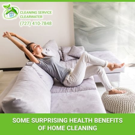 Some Surprising Health Benefits Of Home Cleaning